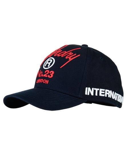 Superdry International caps