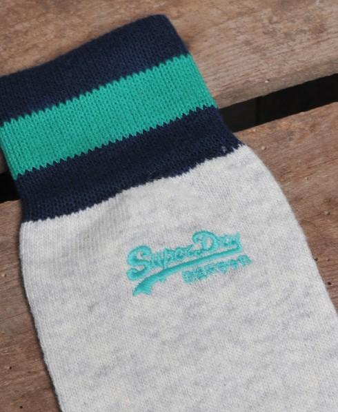 Superdry Quintessential Sock Cream