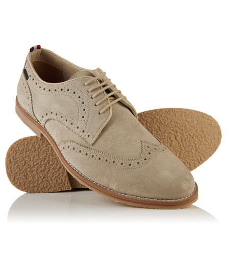 light sand Superdry Chaussures richelieu Ripley