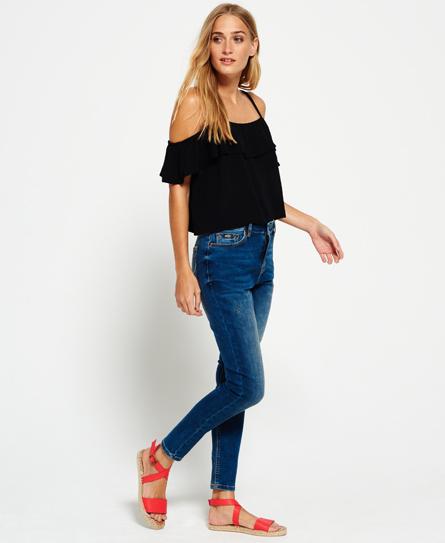 Superdry Mila Jegging-Jeans