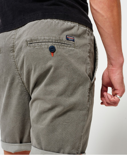 Superdry Bermudas desteñidas International