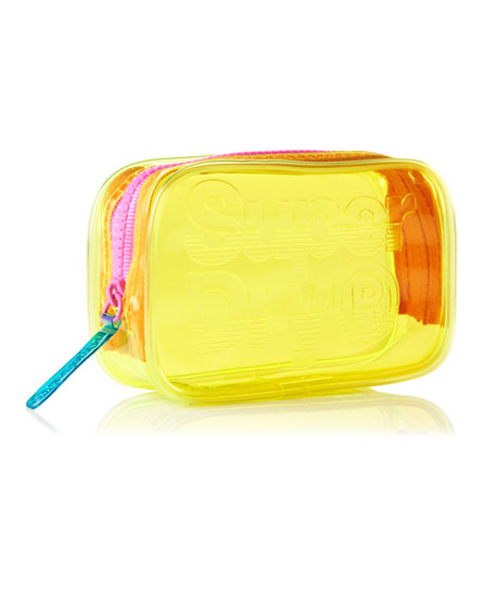 lime Superdry Baby Jelly Purse