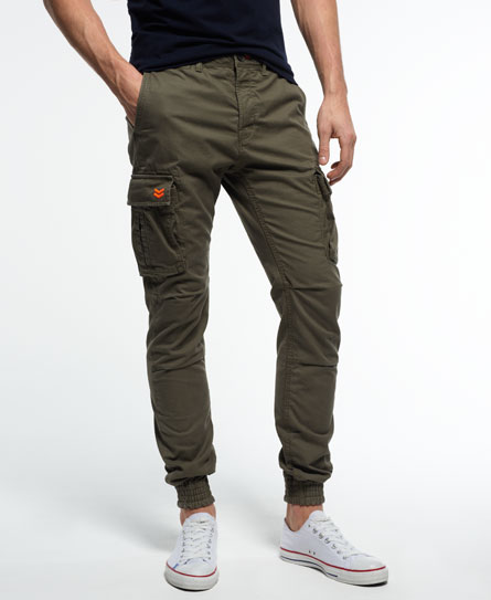 superdry pantalon cargo rookie grip homme pantalons. Black Bedroom Furniture Sets. Home Design Ideas