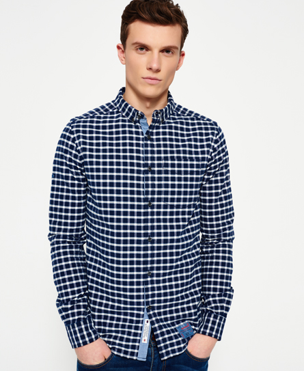 Superdry Superdry Ultimate Pinpoint Oxford-skjorte