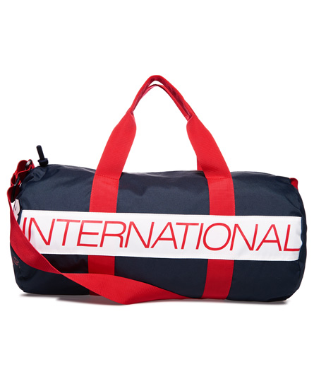 Superdry International Barrel-bag