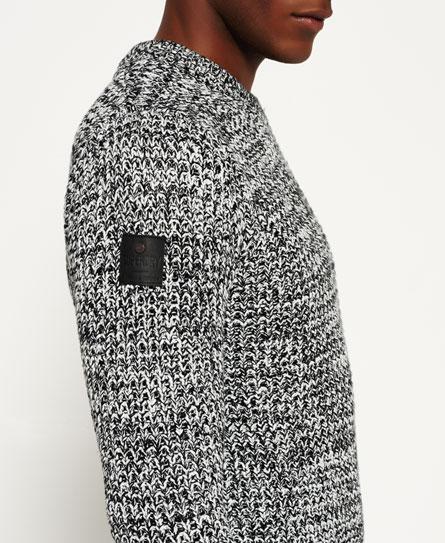Superdry Nordic Depth Crew Neck Sweater