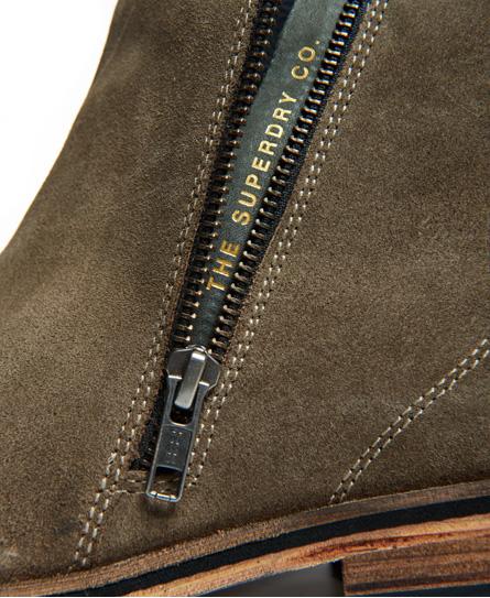 Superdry Trenton Stiefel mit Reißverschluss