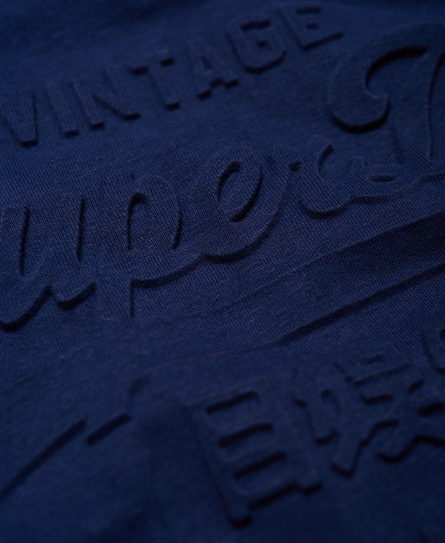 Superdry Premium Goods Embossed T-shirt