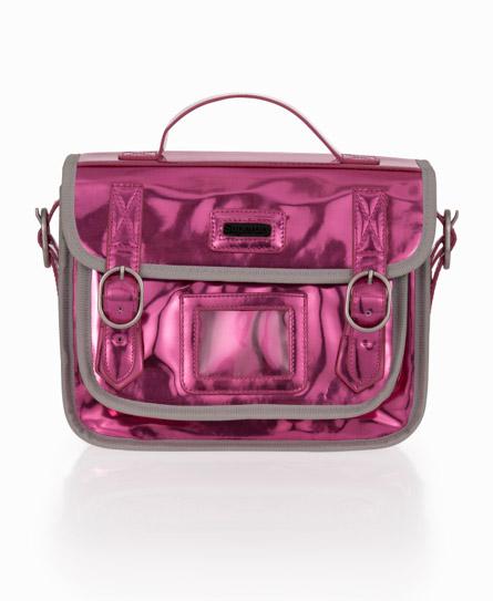 Superdry Mini Super Satchel Pink