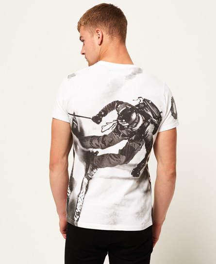 Superdry Mountaineer Boxed Photo T-Shirt