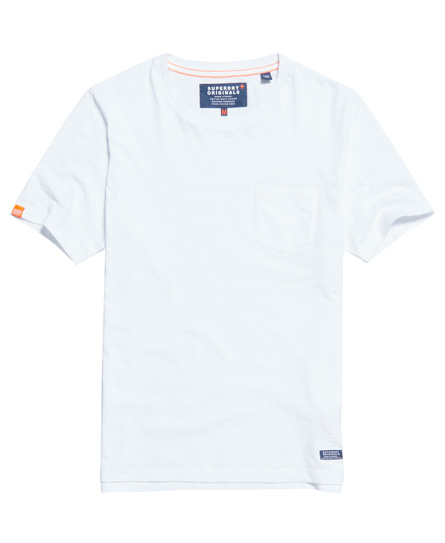 optic Superdry Originals Pocket T-shirt