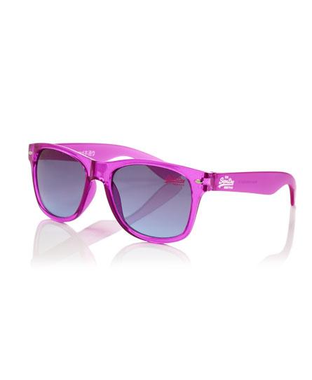 Superdry Gafas de sol Boulevard Morado