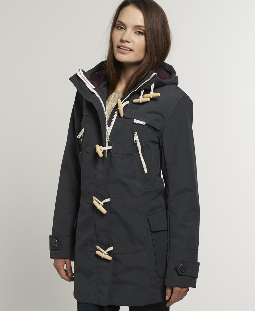Superdry Harbour Duffle Coat - Women's Jackets & Coats