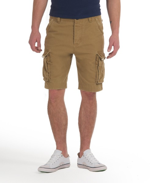 Superdry Commodity Cargo Short Brown
