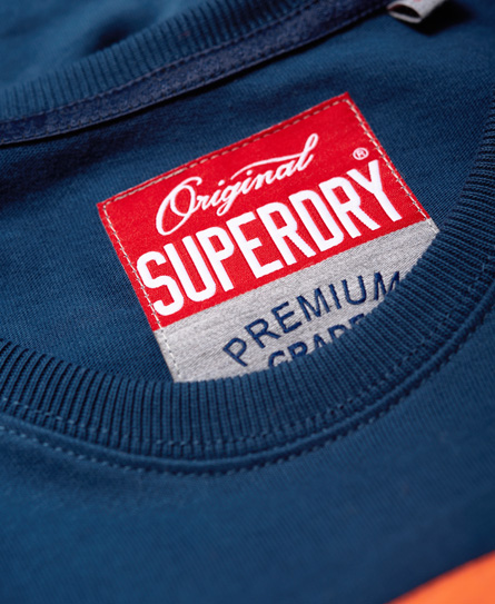 Superdry Tin Tab T-Shirt