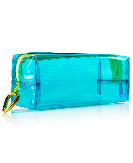 Superdry Jelly Pencil Case