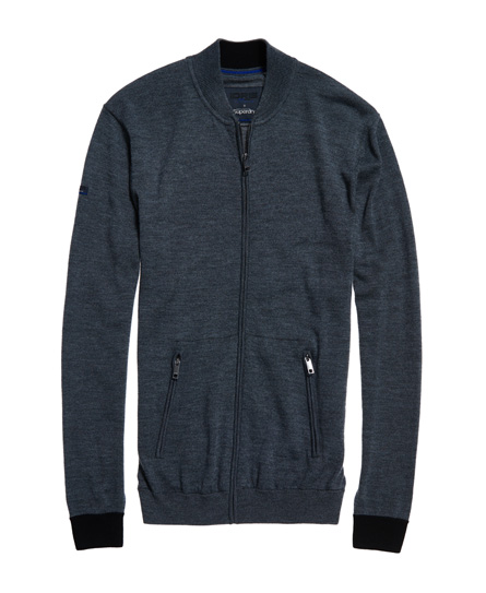 Superdry IE Merino Bomber Jacket