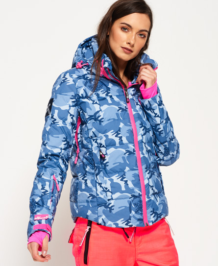 Snow Jacket Womens