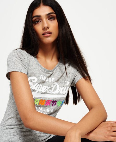 Superdry T-shirt Pop Premium Goods