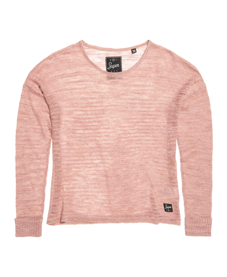 Superdry Nevada Springs Slub Knit Top