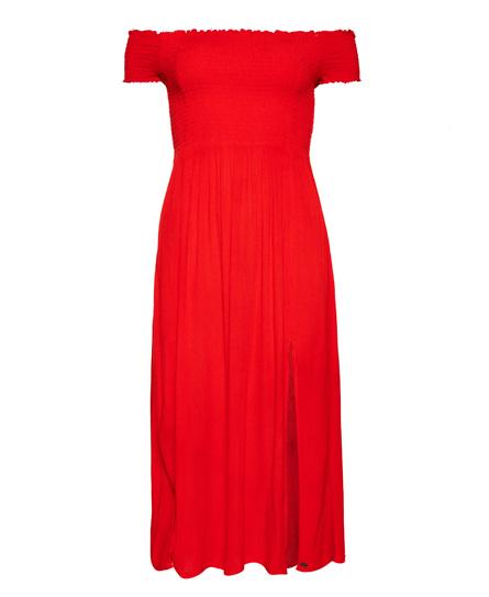 Superdry Smocking Dress