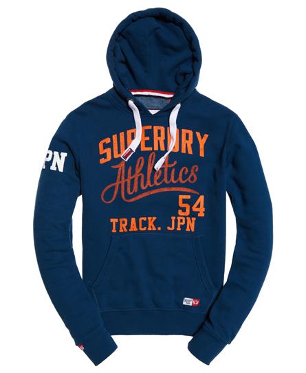 Trackster hoodie