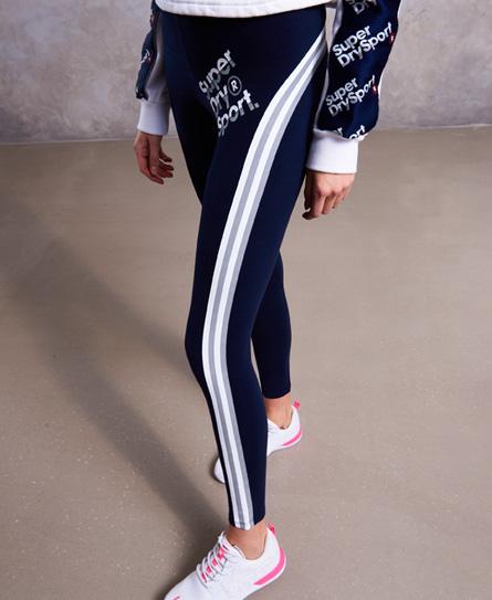 Superdry Tokyo Training smala leggings