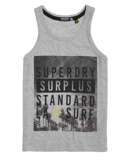 Surplus Goods grafisch hemd
