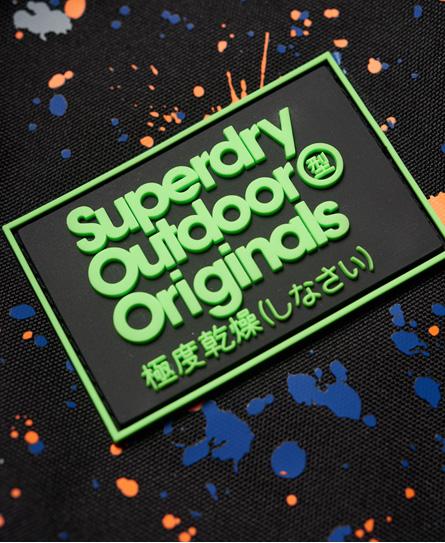 Superdry Summer Splatter Montana Rucksack