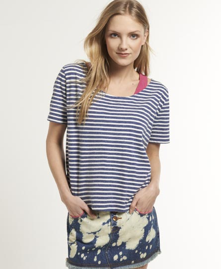Superdry Boat T-shirt Blue