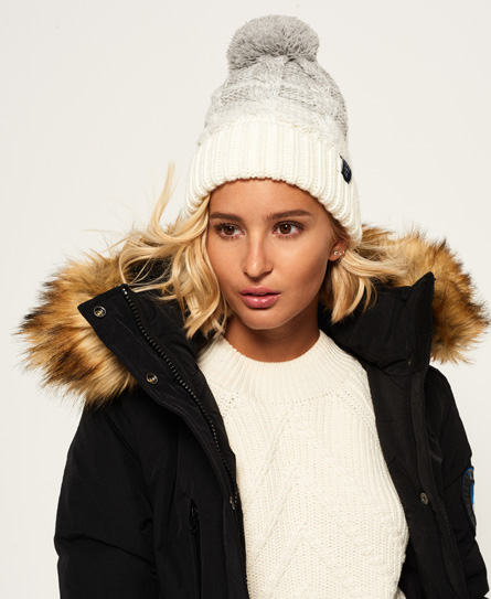 Clarrie Cable Beanie