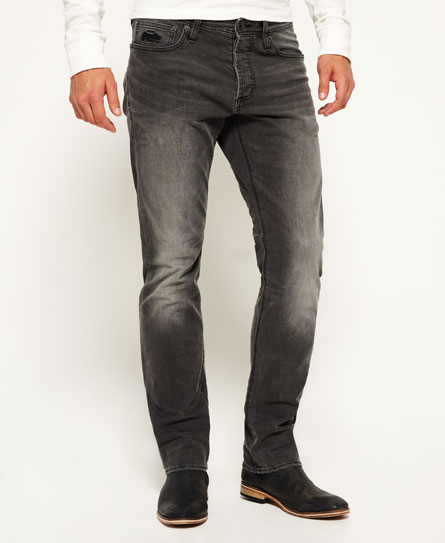 grigio onice Superdry Jeans Officer