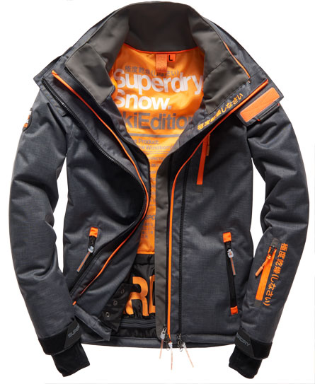 superdry blouson snow wind bomber vestes pour homme. Black Bedroom Furniture Sets. Home Design Ideas