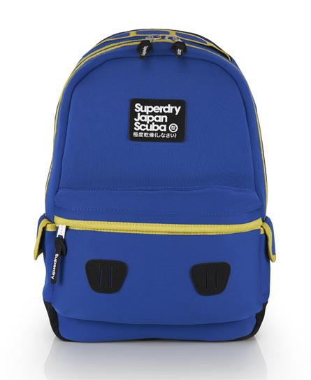 Superdry Montana Backpack Blue