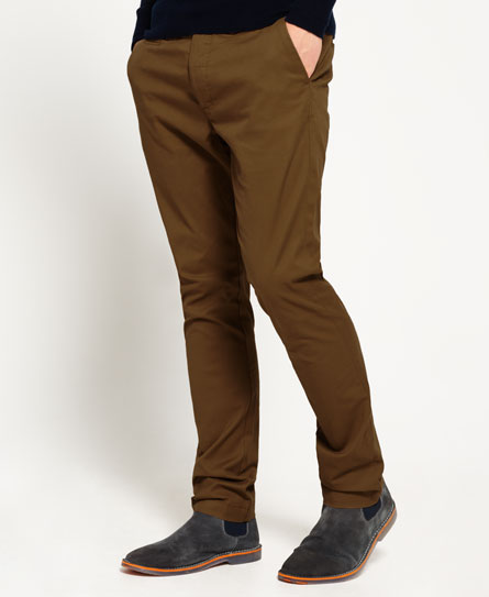 city tabac Superdry City Slim Chinos