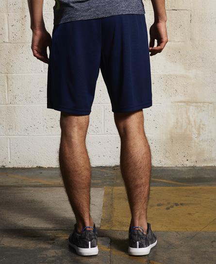 Superdry Pantalón corto de deporte de corte holgado Core