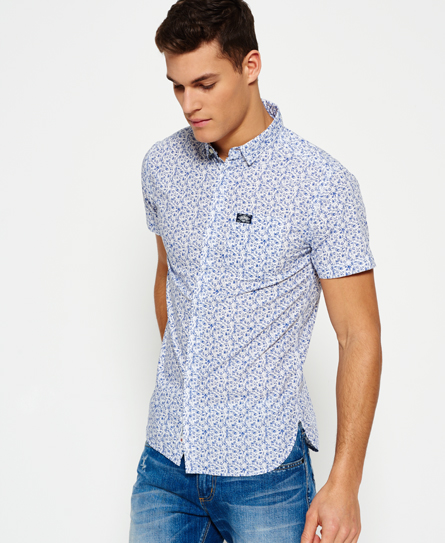Superdry Ghost Button-Down-Hemd