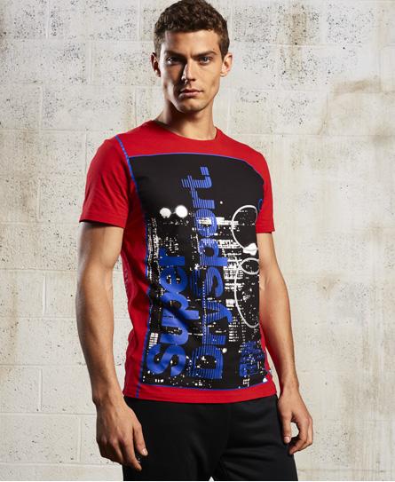 Superdry Sport City Speed Dry T-Shirt