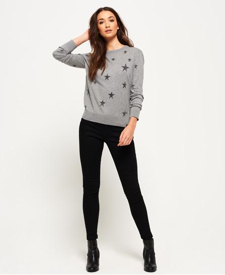 Superdry Cassie Röhrenjeans | Bekleidung > Jeans > Röhrenjeans | Schwarz | Material: baumwolle 70%|polyester 14%|viskose 14%|elastan 2%| | Superdry