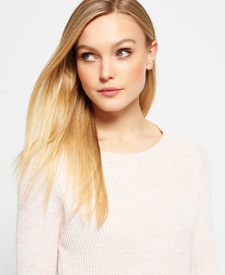 Superdry Austin Cotton Rib Knit Jumper
