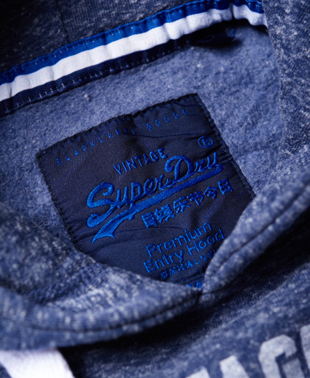 Superdry Sweat Shirt Shop Surf hættetrøje