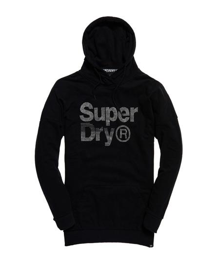 Superdry Superdry Sparkle Skater hættetrøje