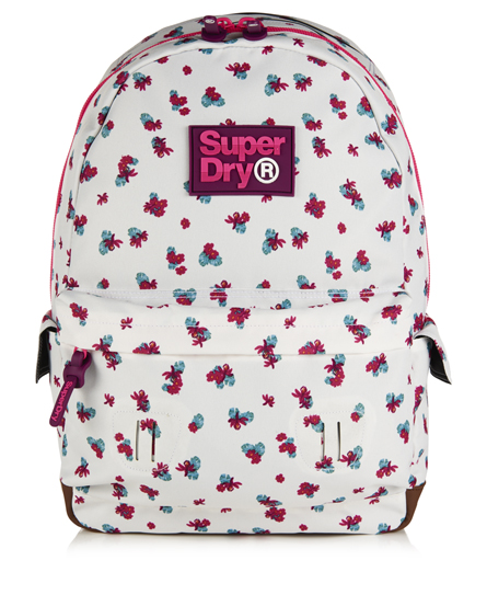 optic floral Superdry Ditsy Jungle Montana Rucksack