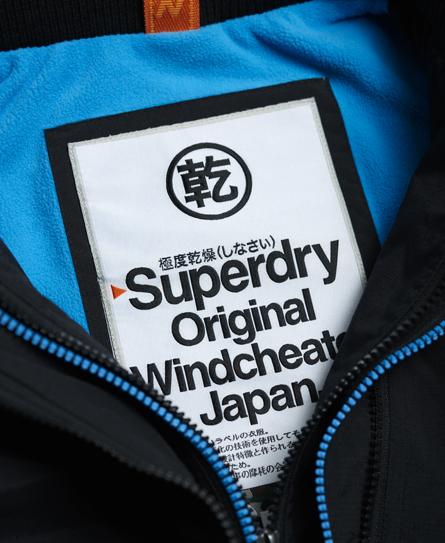 Superdry Pop Arctic SD-vindjacka med huva och dragkedja