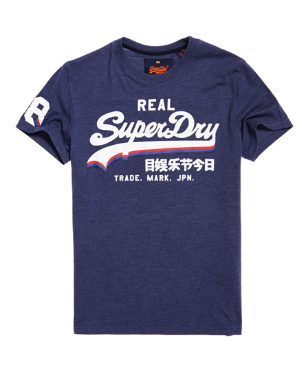 Superdry Vintage Logo Triple Drop T-Shirt