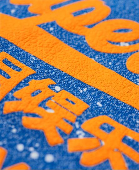 Superdry Premium Goods Paint Splatter T-Shirt