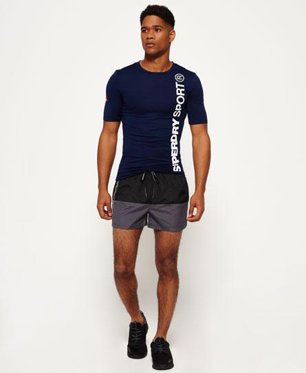 Superdry Pantalones cortos lisos Sports Active