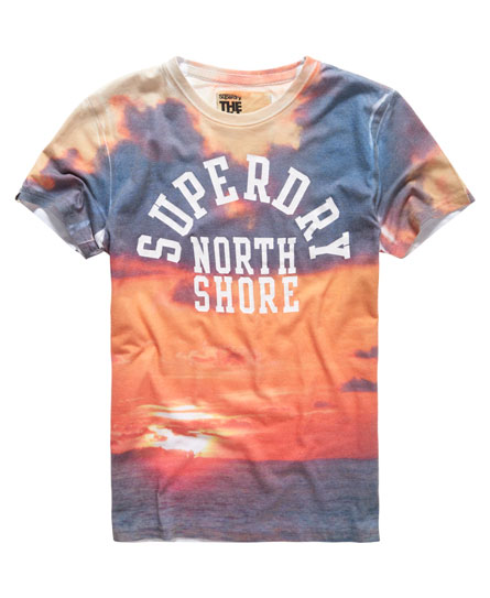 Superdry Laguna T-shirt Orange