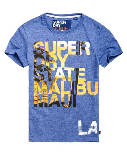 Superdry Malibu City T-shirt