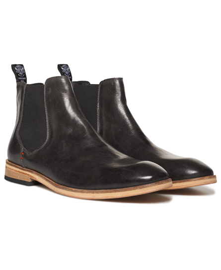Superdry Premium Meteora Chelsea Boots